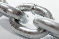 Chain sammanlänkning Arkivfoton
