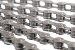 chain sammanlänkningar för cykel Fotografering för Bildbyråer