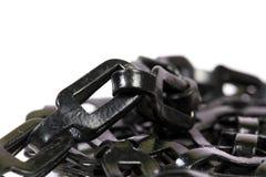 Chain sammanlänkningar Fotografering för Bildbyråer