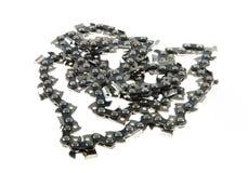 Chain saw Royalty Free Stock Photos