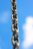 Chain section Royalty Free Stock Photo