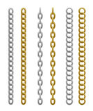 Chain set Stock Image