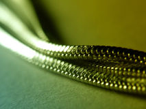 chain smyckenhals Arkivfoton