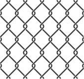 chain staket royaltyfri illustrationer