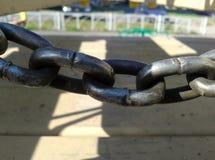 chain staket fotografering för bildbyråer