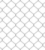 Chain staket. Seamless modell vektor illustrationer