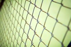 chain staketsammanlänkning Royaltyfria Bilder