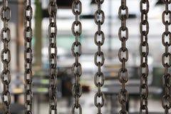 Chain royalty free stock photos