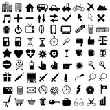 chain symbolslåsrengöringsduk Arkivfoto