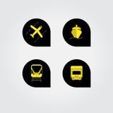 chain symbolslåsrengöringsduk Arkivbilder