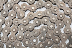 Chain Texture Royalty Free Stock Image