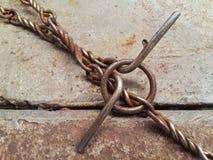 Chain tolkare för stål Royaltyfria Bilder