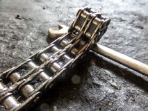 Chain tools Stock Images