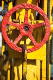 Chain wheel Stock Images