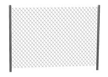 Chain wire-fence Stock Photography