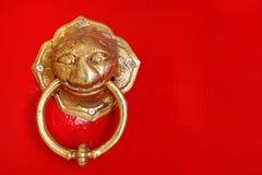Chaina door handle Stock Image