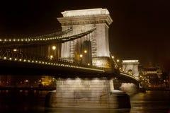 chainbridge Royaltyfri Fotografi