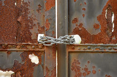 Chained Royalty Free Stock Photography