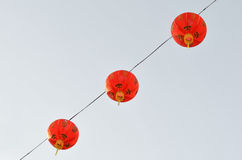 China lantern Royalty Free Stock Photography