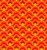 Chainess pattern1 Stock Images