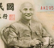 Chaing Kai-shek Royalty Free Stock Image