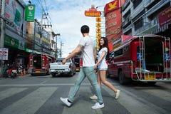 Chaing Mai rynek Zdjęcie Royalty Free