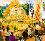 Chaing mai, Thailand - APRIL 30: Lego new collection 2014 ( LEGE Stock Photo