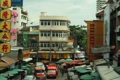 ChaingMai stor marknad Royaltyfria Bilder