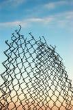 chainlink φραγή Στοκ Εικόνες