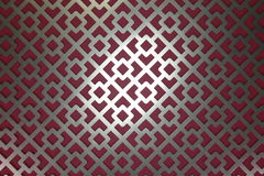 CHAINLINK DESIGN COPPER FINISH BACKGROUND Stock Photos