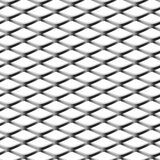 Chainlink fence. Seamless illustration. Stock Photos