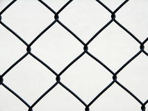 chainlink fence1 库存图片