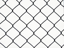 Chainlink fence3 Imagem de Stock Royalty Free