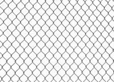 Chainlink staket stock illustrationer