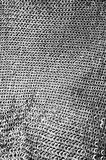 Chainmail Background Stock Photo