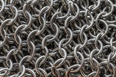 Chainmail Stock Image