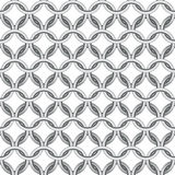 Chainmail seamless. Computer illustration, industrial background Royalty Free Stock Photography