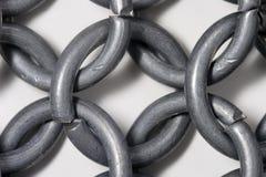 chainmail zbliżenia ekstremum zdjęcie royalty free