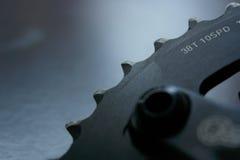 chainring Fahrrad mit 38 Zähnen Lizenzfreies Stockbild