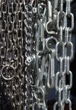 Chains Stock Image
