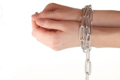 Chains Royalty Free Stock Images