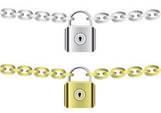 Free Chains And Locks Stock Image - 14391131