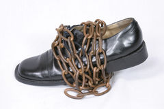 Chains That Bind Royalty Free Stock Images