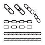 Chains Stock Photo