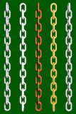 Chains (3D) Stock Photo
