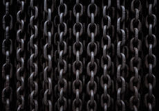 Chains (detail of the Iron Curtain monument in Bud Stock Photos