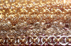 Chains galore Royalty Free Stock Photography