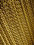 Chains metal background abstract Royalty Free Stock Image