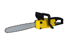 Chainsaw Royalty Free Stock Photography