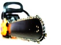chainsaw Royaltyfria Foton
